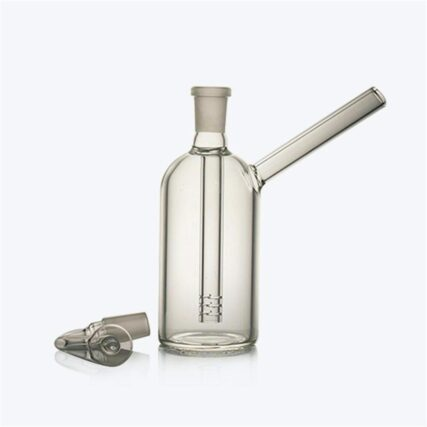 """6-7"""" Glass Water Pipe/Bong With Perc 