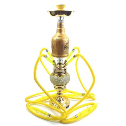 """30"""" Large Glass Water Pipe Hookah-Narguile W/ Lights (Deluxe Edition)"""